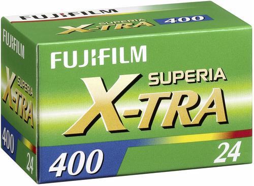 Fujifilm Superia X-tra 400 135/24