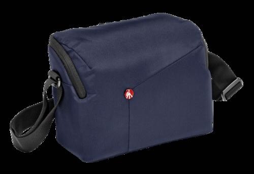 Manfrotto NX Shoulder Bag DSLR Blue