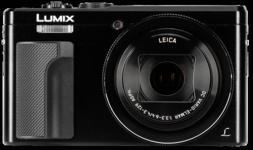 Panasonic Lumix DMC-TZ 80 Black