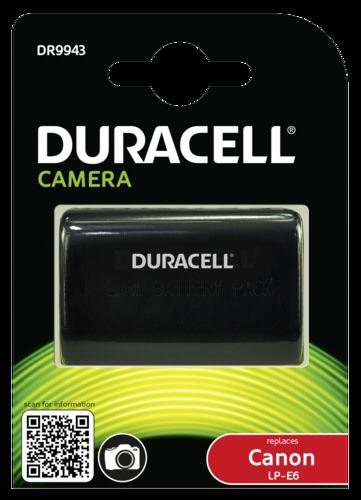 Duracell Canon LP-E6 1600mAh