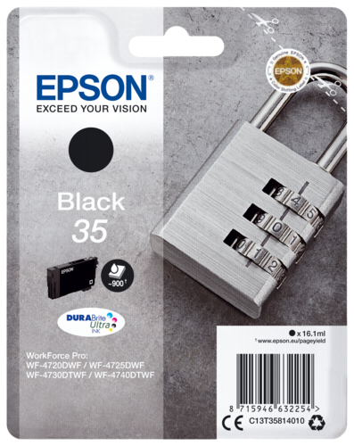 Epson Cartridge T3581 DURABrite Ultra black