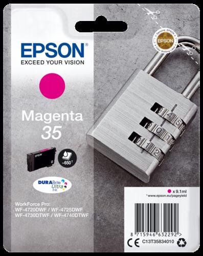 Epson Cartridge T3583 DURABrite Ultra magenta