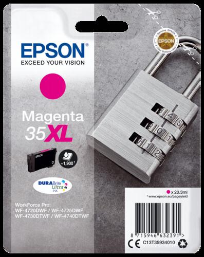 Epson Cartridge T3593 DURABrite Ultra magenta XL