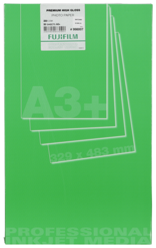 Fujifilm Premium High Gloss Paper A3+ 280gr (50 sheets)
