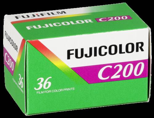 Fujifilm Fujicolor 200 135/36