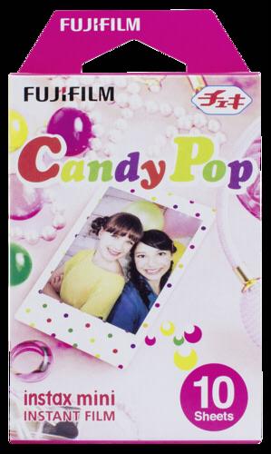 Fujifilm Instax Film mini Candypop