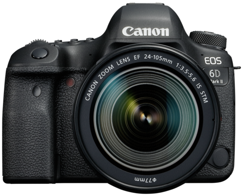 Canon EOS 6D Mark II kit 24-105mm IS STM