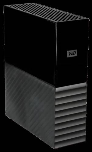 Western Digital WD My Book 6TB USB 3.0