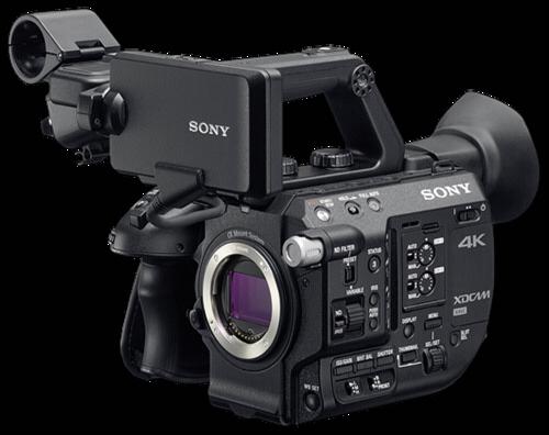 Sony PXW-FS5/RAW Profi