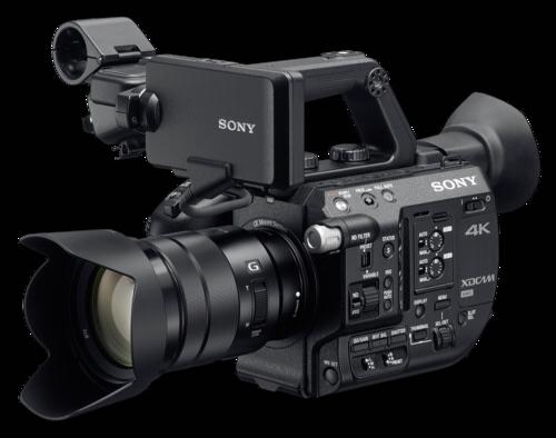 Sony PXW-FS5K/RAW Profi