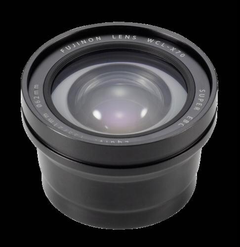 Fujifilm WCL-X70 black Wide Angle Converter