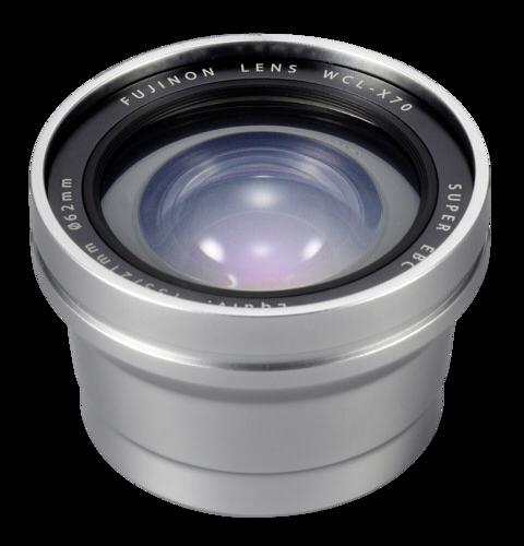 Fujifilm WCL-X70 silver Wide Angle Converter