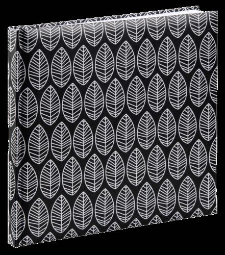 Hama La Fleur black 25x23.5 - 176 white pages