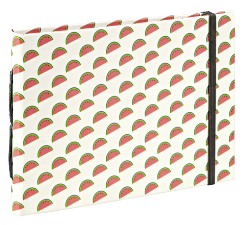Hama Melons Bookbound 10x15 - 20 brown pages