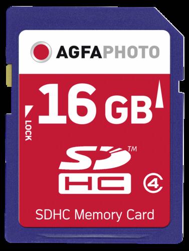 AgfaPhoto SDHC 16GB class 4
