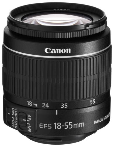 Canon EF-S 18-55mm f/3.5-5.6 IS II