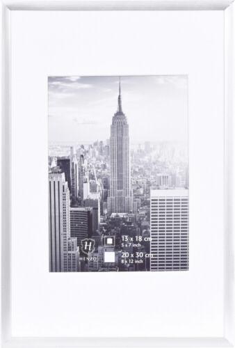 Henzo Manhattan Aluminium 20x30 silver