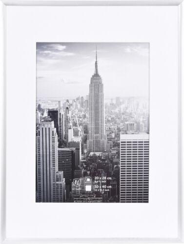 Henzo Manhattan Aluminium 30x40 silver