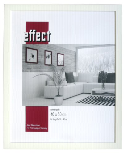 Effect Profile Top Pro Wood 40x50 White