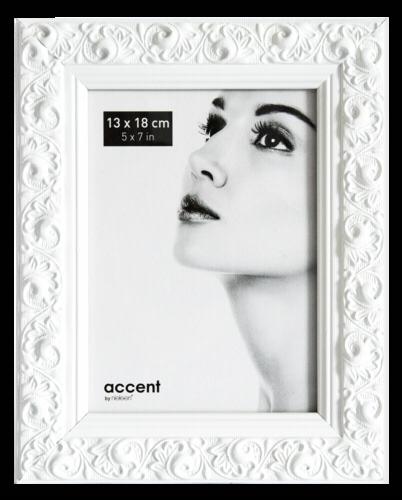 Nielsen Arabesque Wood 13x18 white