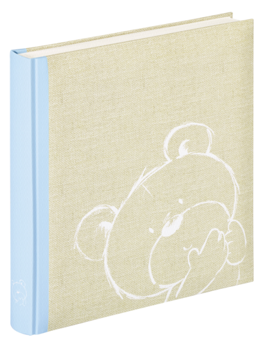 Walther Dreamtime Blue Baby Book - 50 pages