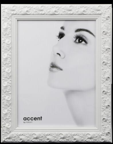 Nielsen Arabesque wood Portrait 18x24cm White