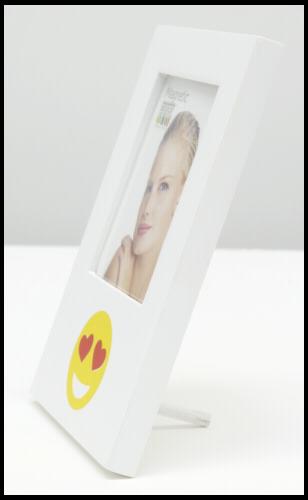 Deknudt S59KL6 white 3.5x4.5 plastic minima