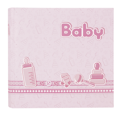 ZEP Bebe baby pink - 20 pages