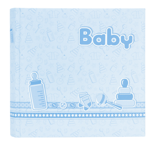 ZEP Bebe baby blue - 20 pages