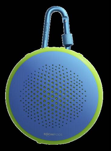 Boompods Fusion blue/green
