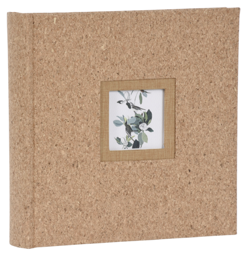 Henzo CORK 2 10x15cm (200 pages) white