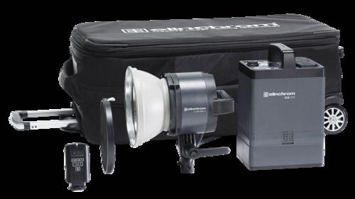 Elinchrom ELB 1200 Pro To Roll