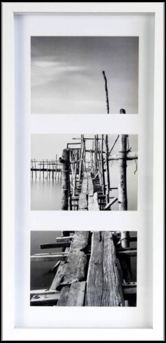 Nielsen Aura Wood 3x13x18 white