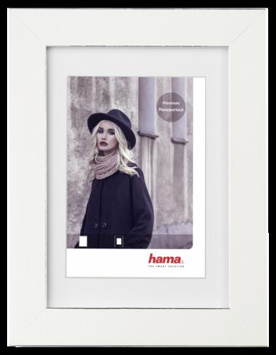Hama Valentina Plastic 21x29.7 white