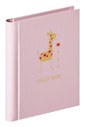 Walther Baby Animal pink 11.5x15.5 - 30 photos