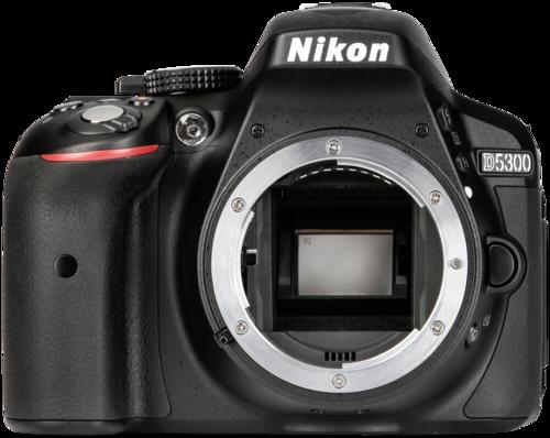 Nikon D 5300 Body Black