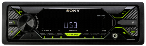 Sony DSX-A210UI green