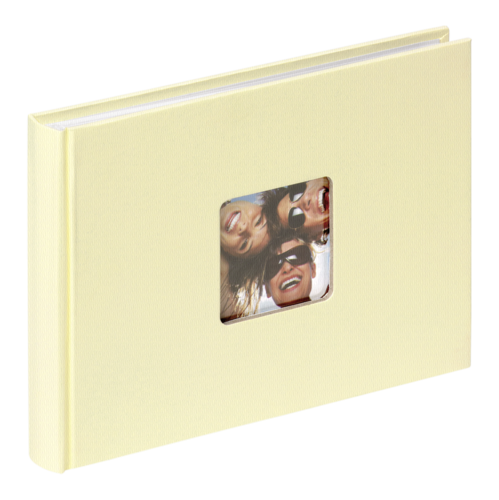 Walther Fun creme 22x16 - 40 pages