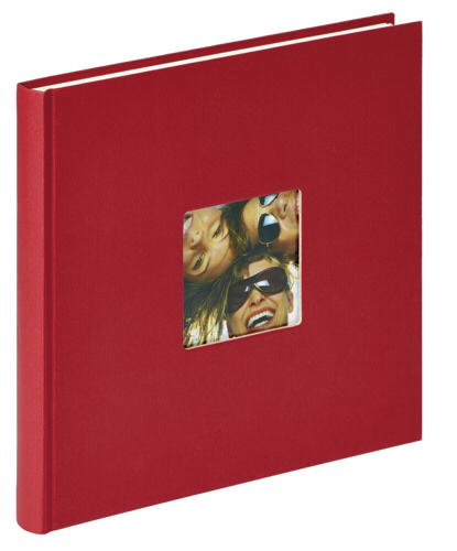 Walther Fun red 26x25 - 40 pages