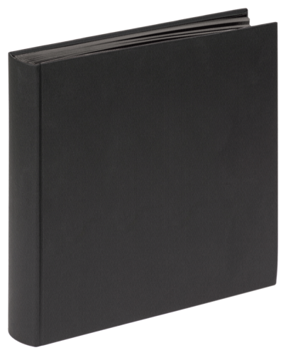 Walther Fun black 30x30 -100 black pages