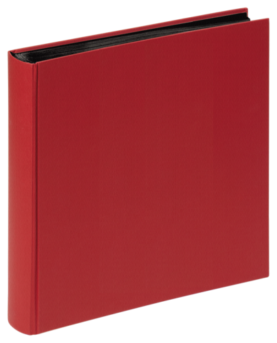 Walther Fun red 30x30 -100 black pages