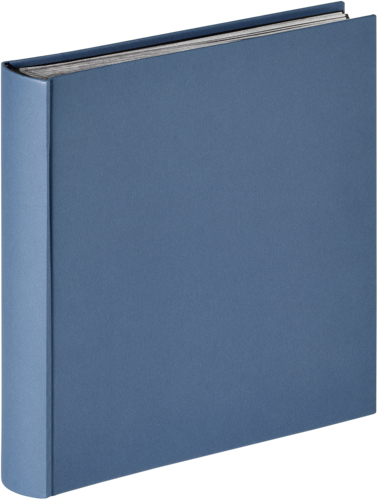 Walther Fun blue 30x30 (100 black pages)