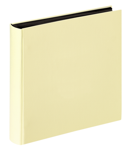 Walther Fun creme 30x30 -100 black pages