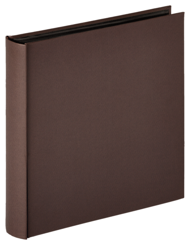 Walther Fun brown 30x30 -100 black pages