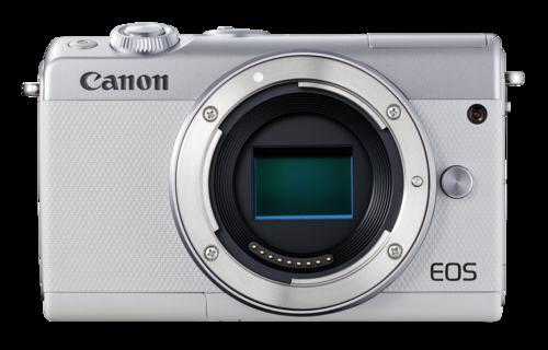 Canon EOS M100 White Body