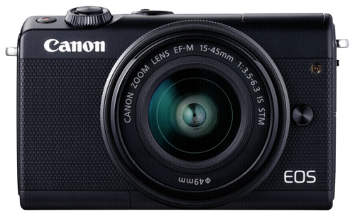 Canon EOS M100 Black Kit EF-M 15-45mm