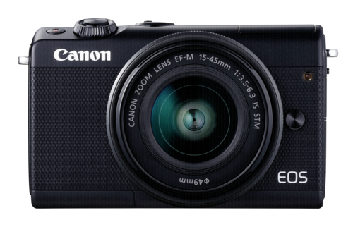 Canon EOS M100 Grey Kit EF-M 15-45mm