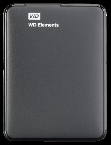Western Digital WD Elements Portable HDD 500GB USB 3.0