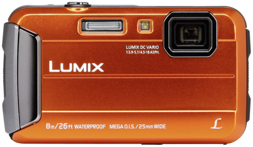 Panasonic Lumix DMC-FT 30 Orange