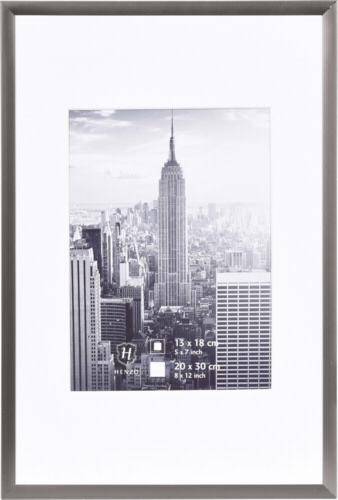 Henzo Manhattan Aluminium 20x30 steel